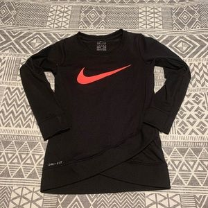 Nike long sleeve pullover